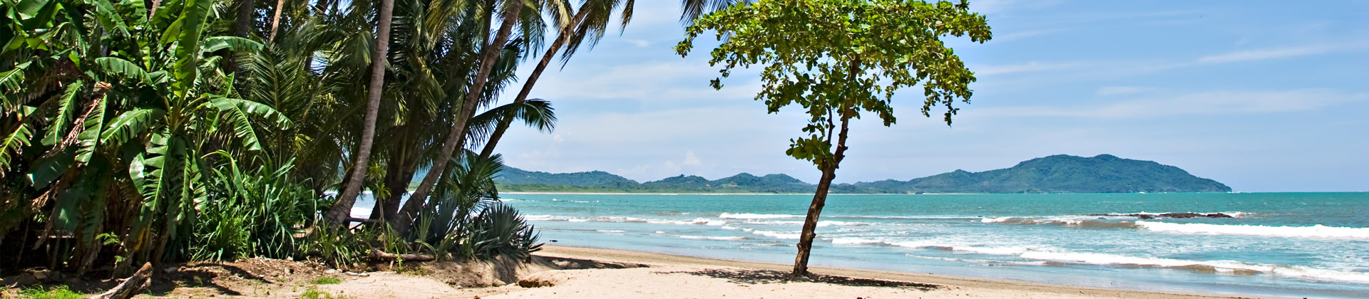 De kust van Puntaneras