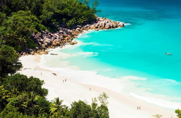 Anse Georgette Seychellen Günstig