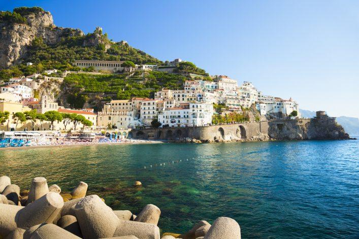 Amalfi, Amalfiküste, Ferienwohnung