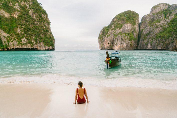 Maya Bay Sperrung Thailand