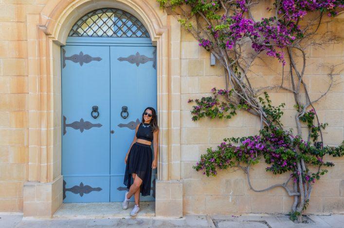 Malta im Winter, Mdina