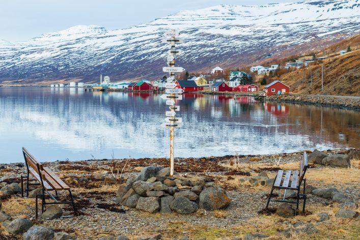 Island Roadtrip, Osten, Fjorde