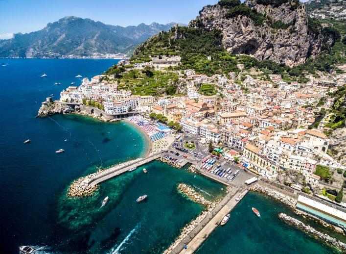 Amalfiküste, Maiori, Airbnb, Ferienwohnung