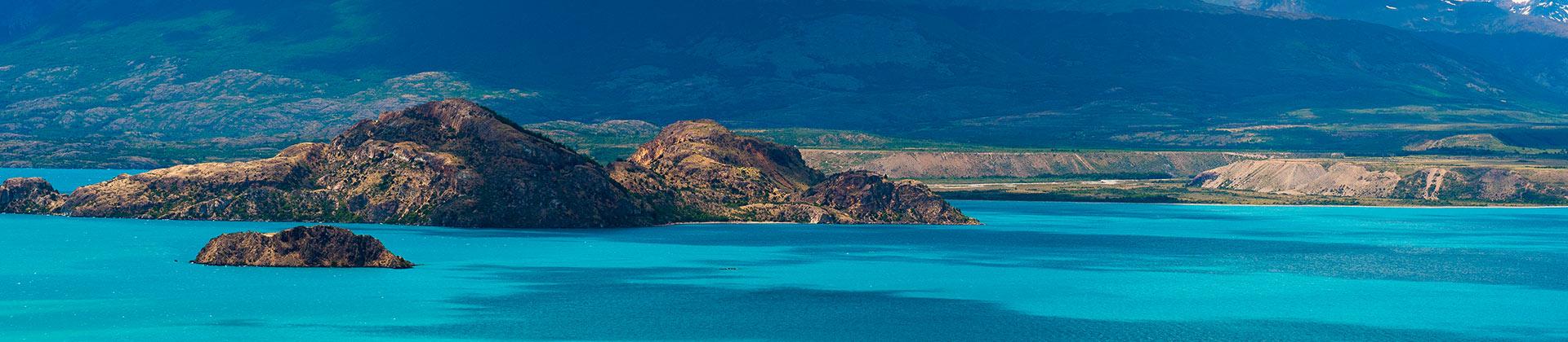 Landschap Patagonië