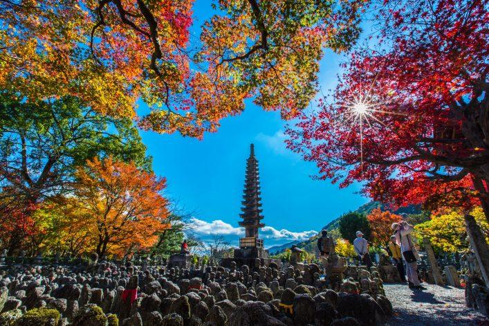 Kyoto Japan Steintempel