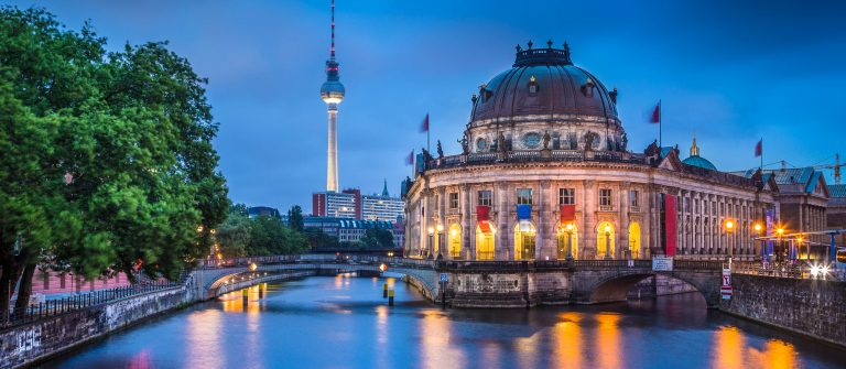 Berlin Germany Shutterstock 319406858