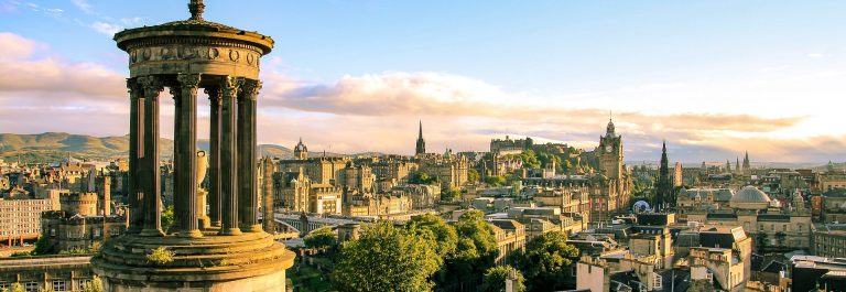 Edinburgh UK shutterstock_538791175