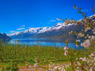 Beste Reisezeit Norwegen