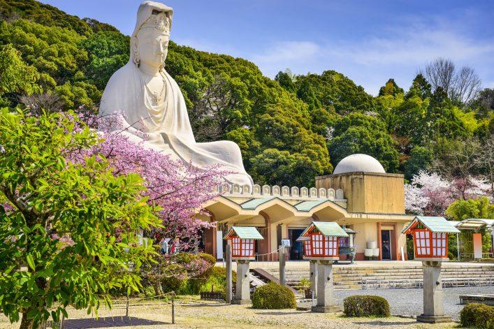Kyoto Japan Statue