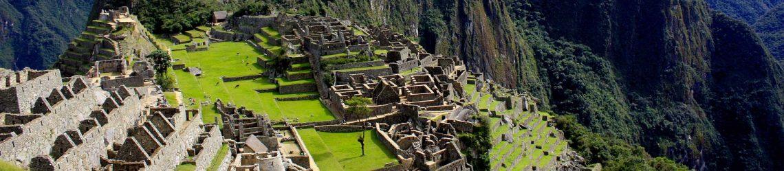 Machu Picchu Peru Inkapfad iStock_000042042834_Large
