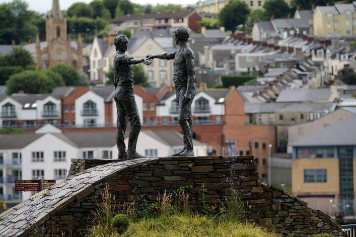 Gefährliche Grenzen Nordirland