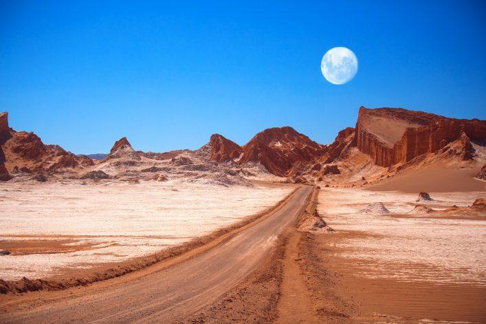 vale del la luna, chile, travel, tipps