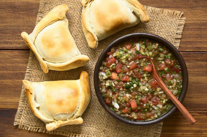 empanada, chile, food, foodguide
