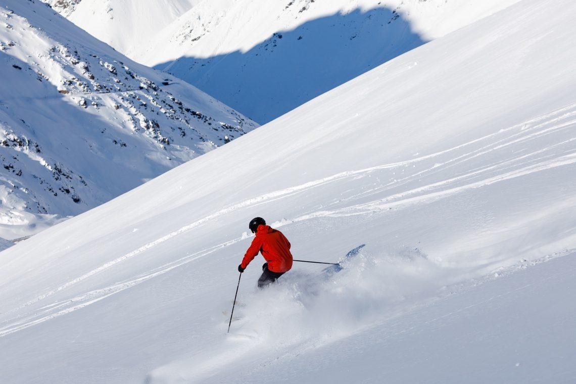 skifahren, beste reisezeit chile