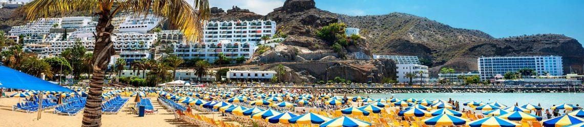 Canary resort, Puerto Rico's beach iStock_71199925