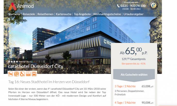 Düsseldorf Screenshot