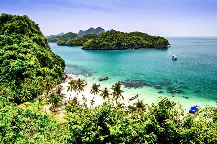 Beste reistijd Koh Samui