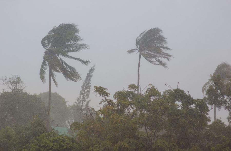 Regenseizoen op Phuket