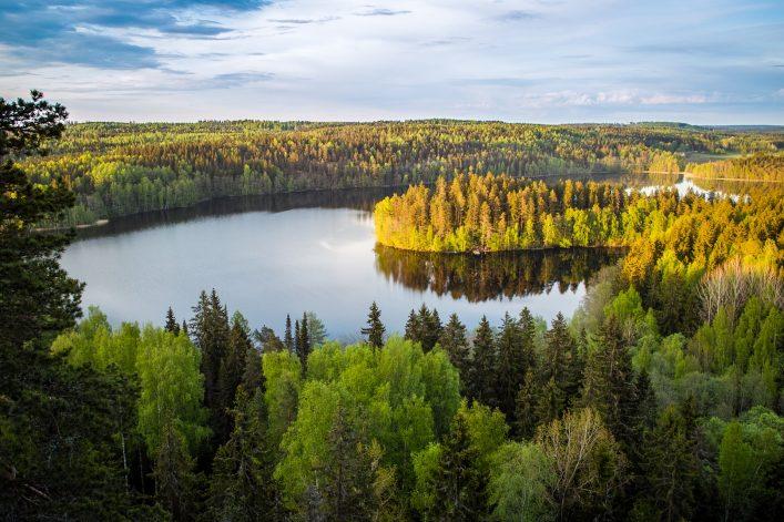 Finnland ist das glücklichste Land der Welt