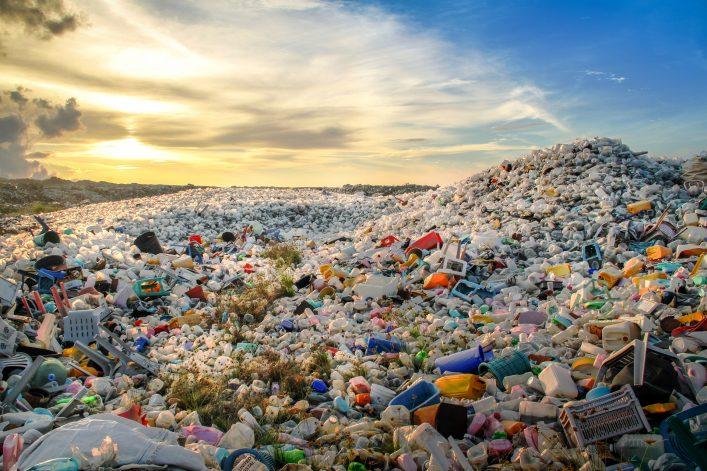 Müllinseln, Verschmutzung der Weltmeere, Plastik