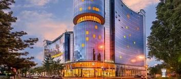 Select Hotel Berlin Spiegelturm