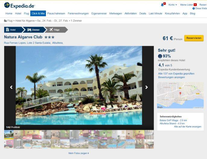 Algarve Screenshot