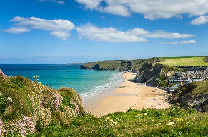 Cornwall Landschaft