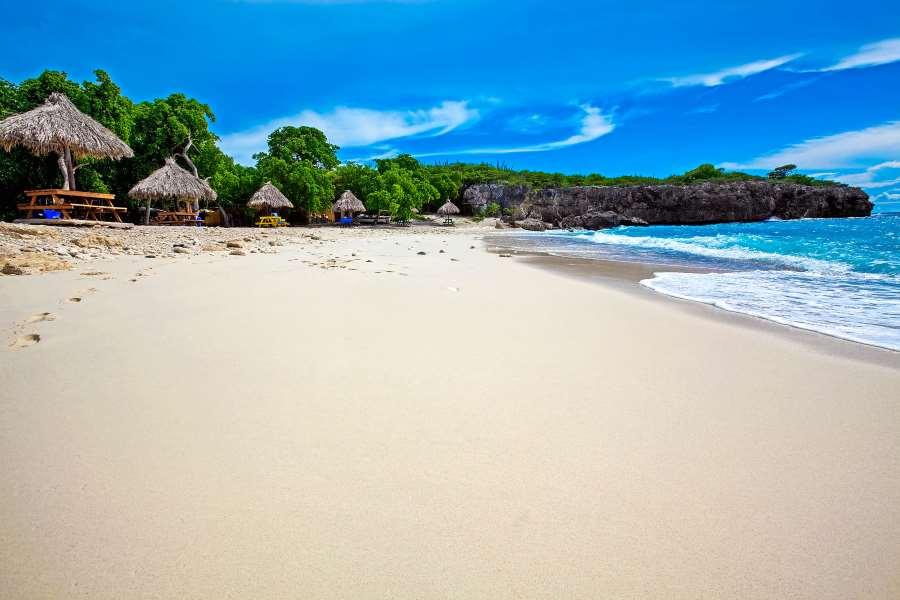Stranden van Curaçao