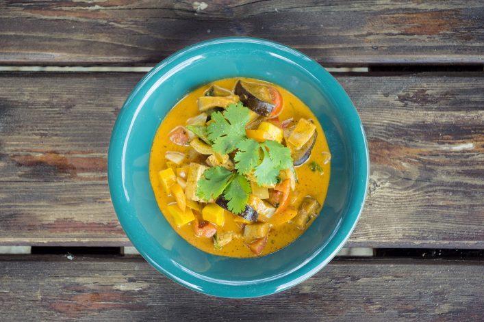 Gerichte aus aller Welt: Thailändisches Curry