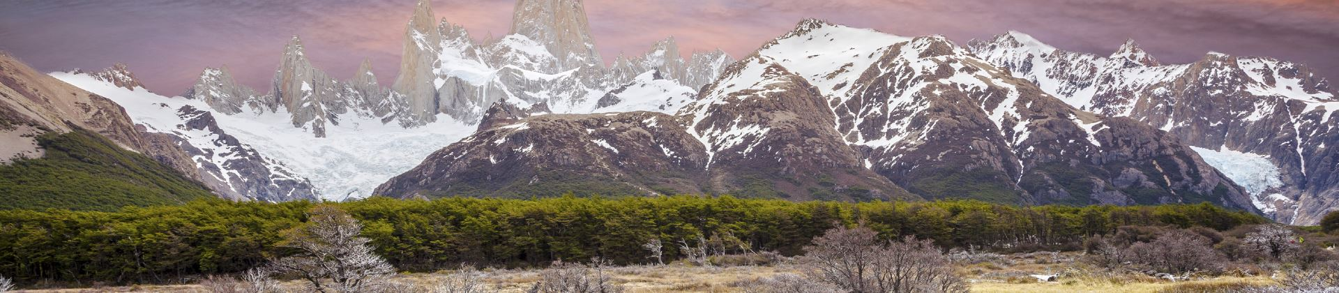 Mount Fitz Roy in Argentinië