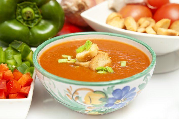Gerichte aus aller Welt: Gazpacho