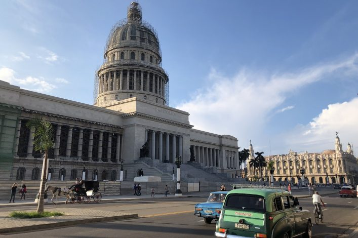 Capitolio Havanna Kuba