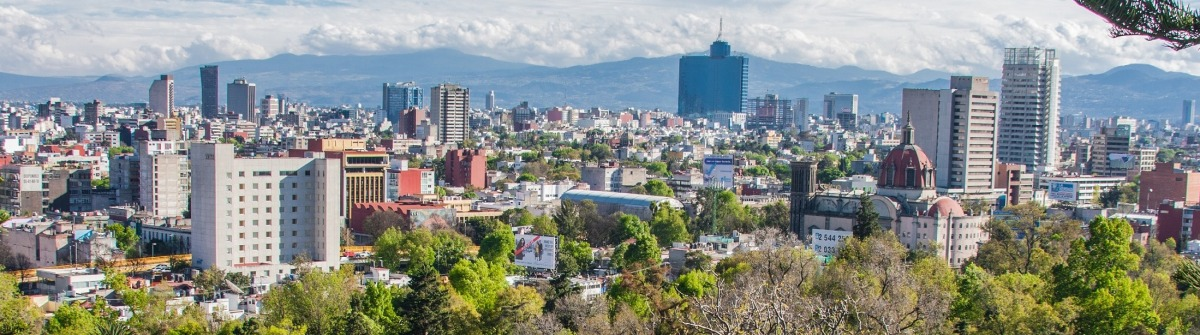 Mexiko City shutterstock_136903553