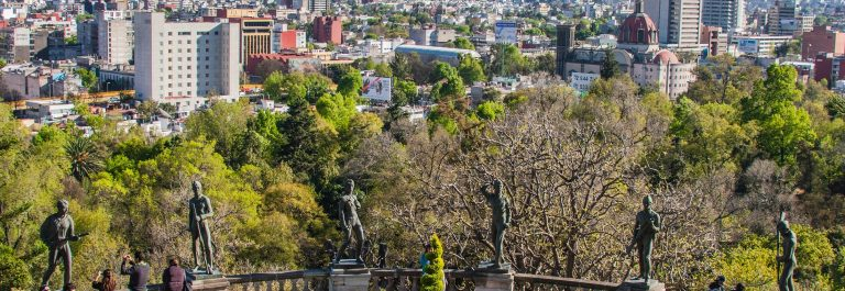 Mexiko City shutterstock_136903553
