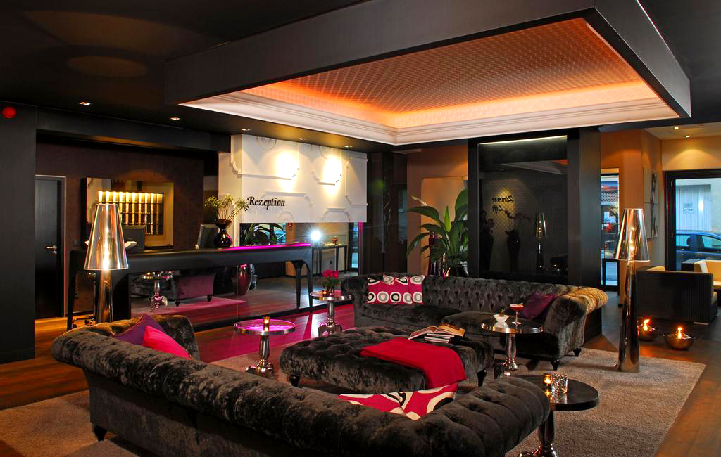 boutiquehotel in m nchen 2 tage im 4 hotel mit f nur 59. Black Bedroom Furniture Sets. Home Design Ideas