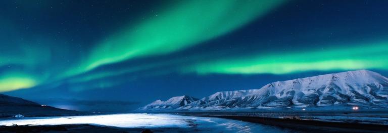 Norwegen Polarlichter shutterstock_534279367