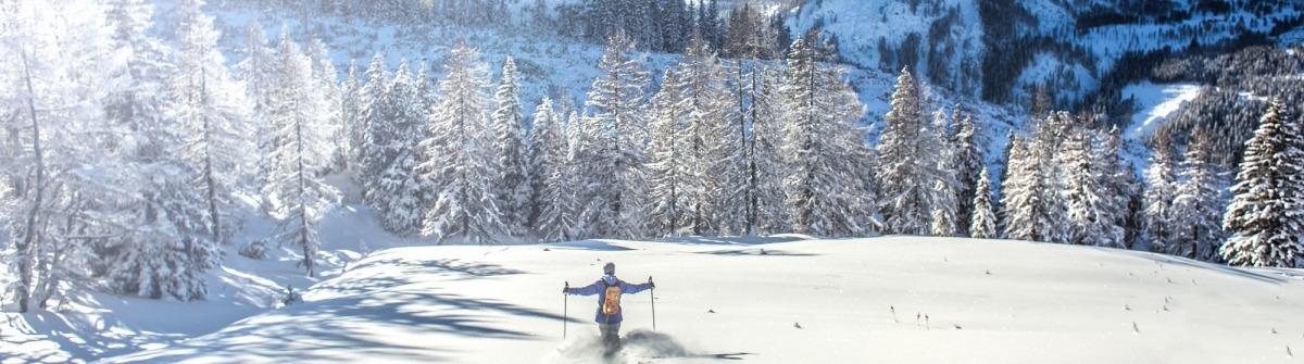 Obertauern, Österreich, Skiurlaub