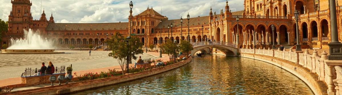 Wunderschönes Sevilla in Spanien