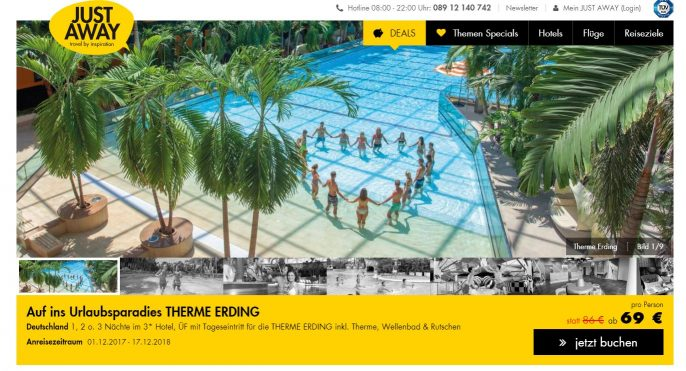 Therme Screenshot