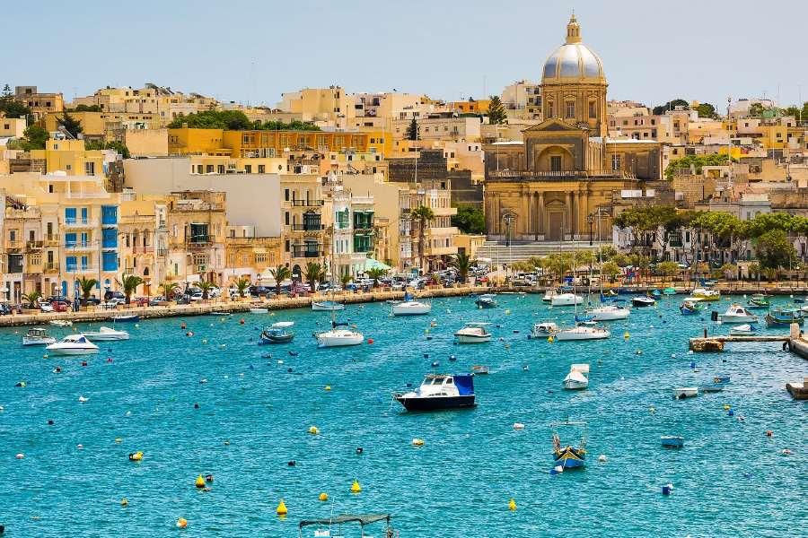 Mejor época para viajar a Malta