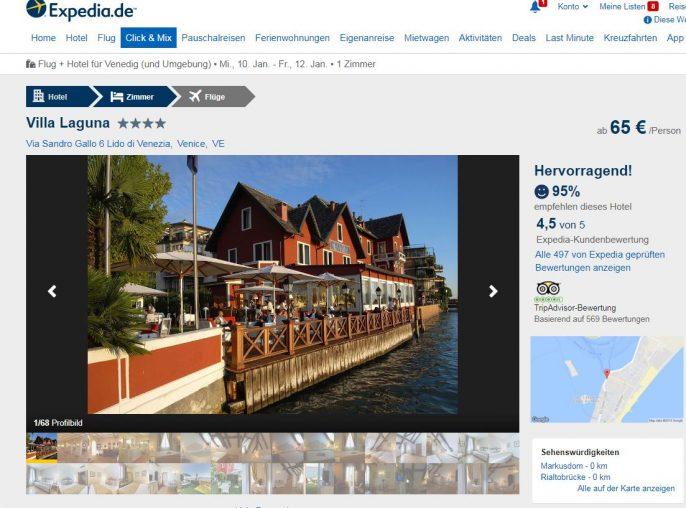 Venedig Screenshot