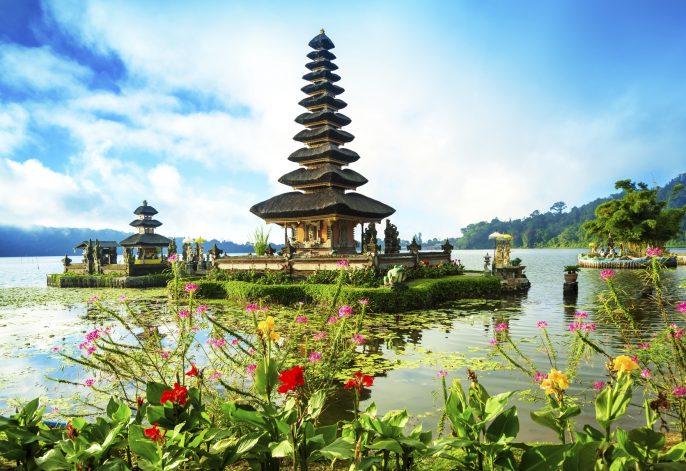 Bali Water Temple – Pura Ulun Danu