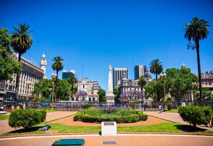 Buenos Aires ist ein perfekter Start für eine Rundreise