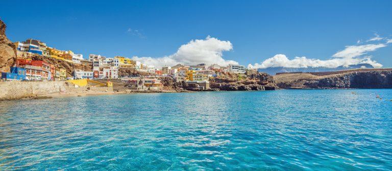 Northern Gran Canaria – Beautiful fishing village Sardina del Norte