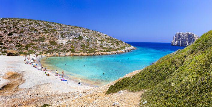 Der schönste griechische Strand in Astapalea