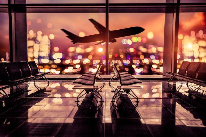 Absurde Dinge an Flughäfen - Flughafen Terminal