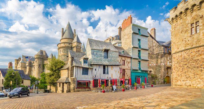 normandie france chateau de vittreshutterstock_326563580