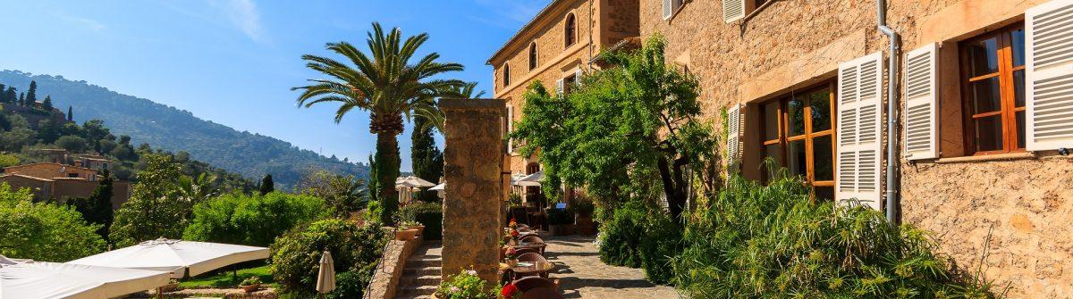 Mallorca bietet wunderschöne Hotels