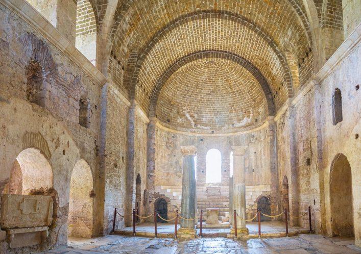Nikolauskirche in Myra