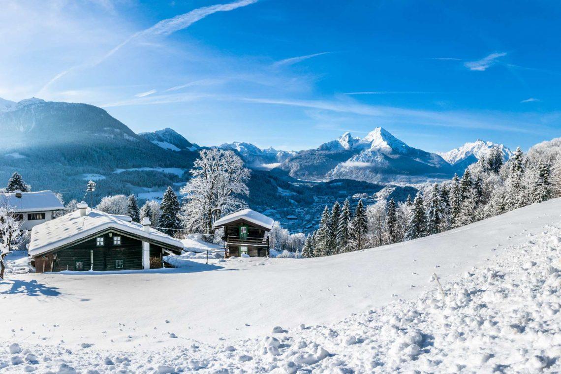 Skigebiet Berchtesgarden